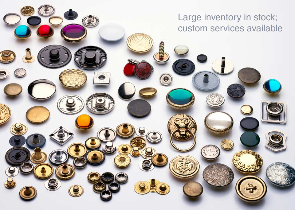 snap fasteners from rome fastener
