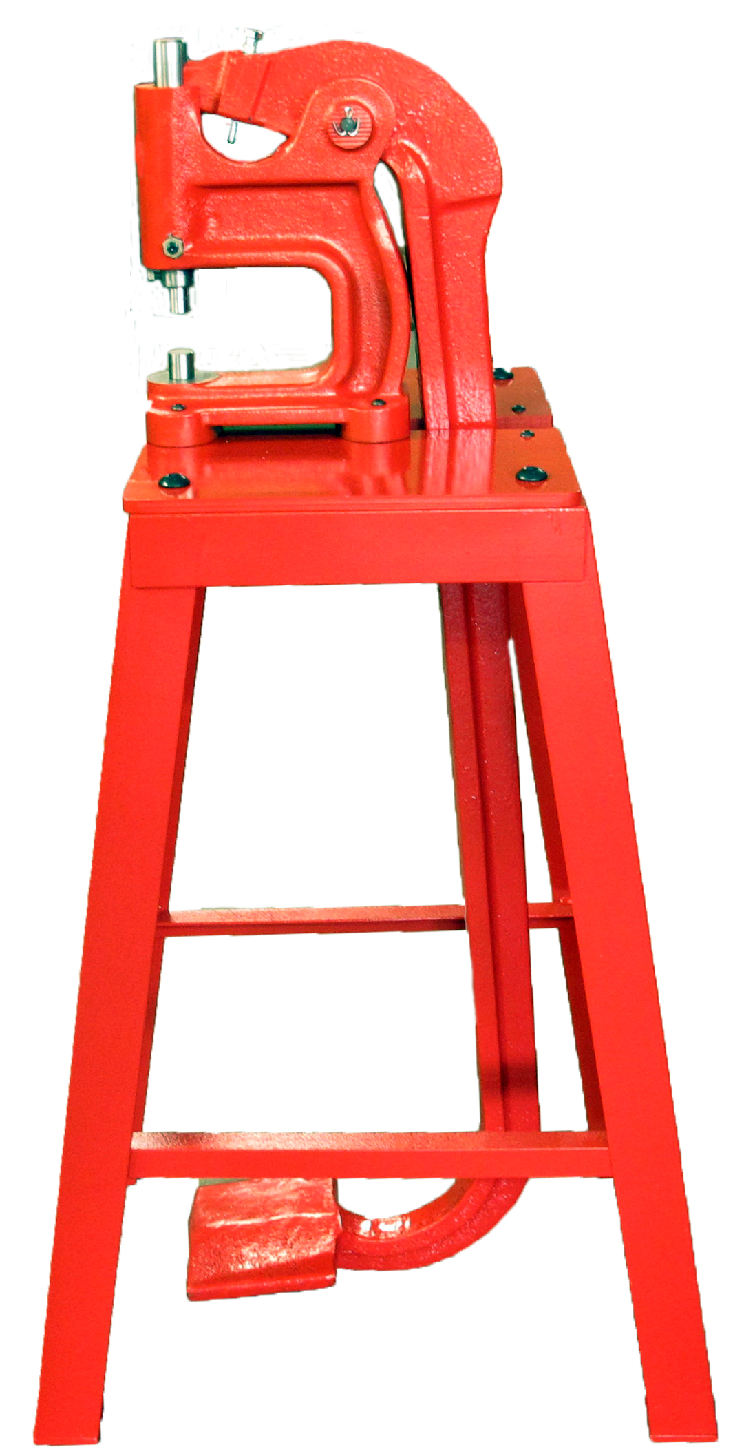 Foot Kick Press Machine for Snaps, Eyelets and Grommets from