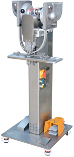 Fully Automatic Snap Fastener Machine for Snaps, Grommets and Rivets