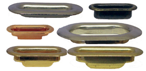 Examples of Oval Grommets