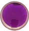 purple decorative snap fastener cap